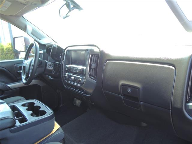 2017 Silverado 2500 Crew Cab 4x2,  Service Body #109779 - photo 19