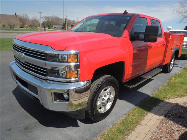 2017 Silverado 2500 Crew Cab 4x2,  Service Body #109779 - photo 6