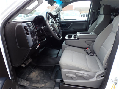 2017 Silverado 2500 Double Cab 4x2,  Service Body #109780 - photo 14