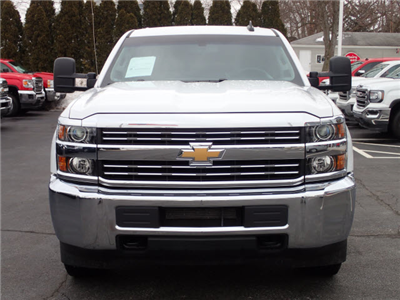 2017 Silverado 2500 Double Cab 4x2,  Service Body #109780 - photo 4