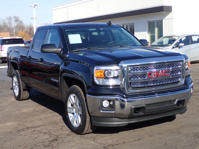 2015 Sierra 1500 Double Cab 4x4, Pickup #109781 - photo 1