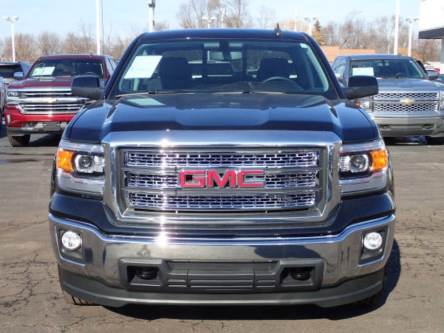 2015 Sierra 1500 Double Cab 4x4, Pickup #109781 - photo 3