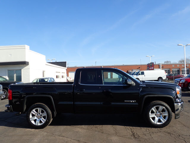2015 Sierra 1500 Double Cab 4x4, Pickup #109781 - photo 8