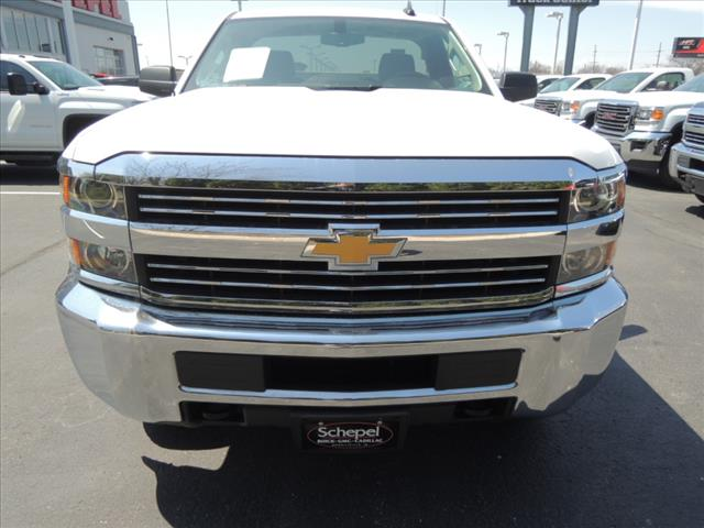 2017 Silverado 2500 Regular Cab 4x2,  Service Body #109787 - photo 3