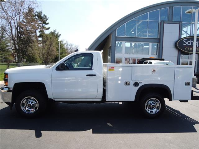 2017 Silverado 2500 Regular Cab 4x2,  Service Body #109787 - photo 5