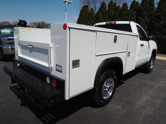 2017 Silverado 2500 Regular Cab 4x2,  Service Body #109787 - photo 2