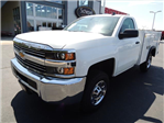 2017 Silverado 2500 Regular Cab 4x2,  Service Body #109787 - photo 4