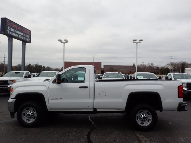 2017 Sierra 2500 Regular Cab, Pickup #109788 - photo 5
