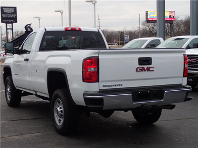 2017 Sierra 2500 Regular Cab, Pickup #109788 - photo 6
