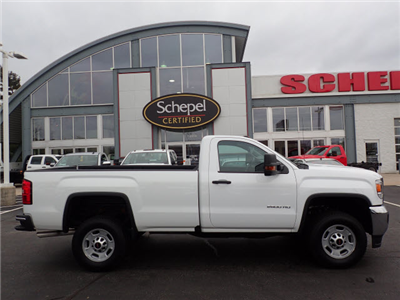 2017 Sierra 2500 Regular Cab, Pickup #109788 - photo 8