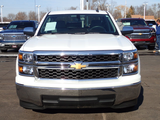 2015 Silverado 1500 Double Cab 4x2,  Pickup #109791 - photo 3