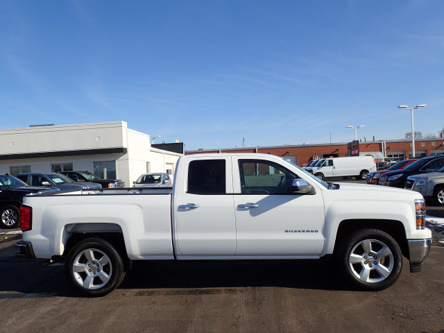 2015 Silverado 1500 Double Cab 4x2,  Pickup #109791 - photo 8