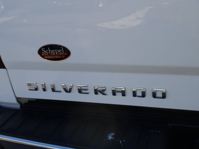 2015 Silverado 1500 Double Cab 4x2,  Pickup #109791 - photo 10
