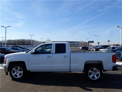2015 Silverado 1500 Double Cab 4x2,  Pickup #109791 - photo 5
