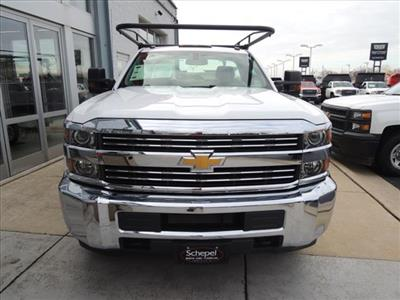 2016 Silverado 3500 Regular Cab DRW 4x4,  Service Body #109795 - photo 3