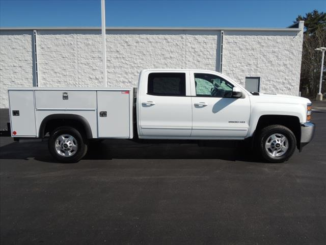 2015 Silverado 2500 Crew Cab 4x4,  Service Body #109847 - photo 10