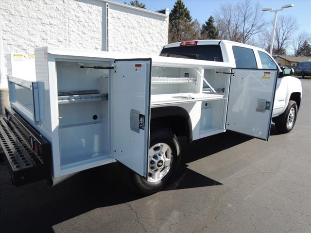 2015 Silverado 2500 Crew Cab 4x4,  Service Body #109847 - photo 14