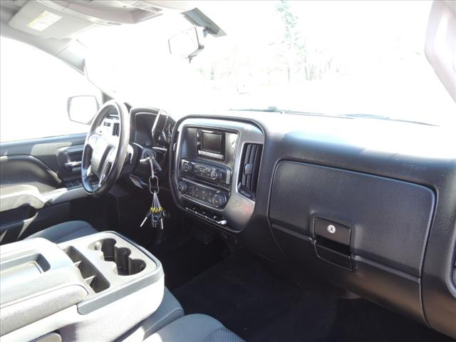 2015 Silverado 2500 Crew Cab 4x4,  Service Body #109847 - photo 19