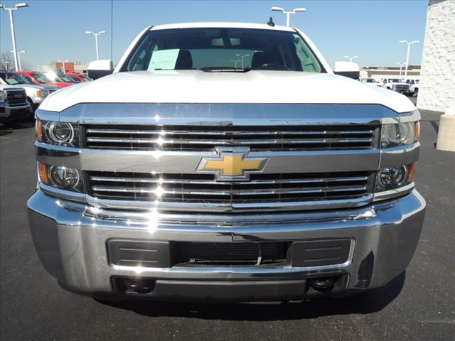 2015 Silverado 2500 Crew Cab 4x4,  Service Body #109847 - photo 3
