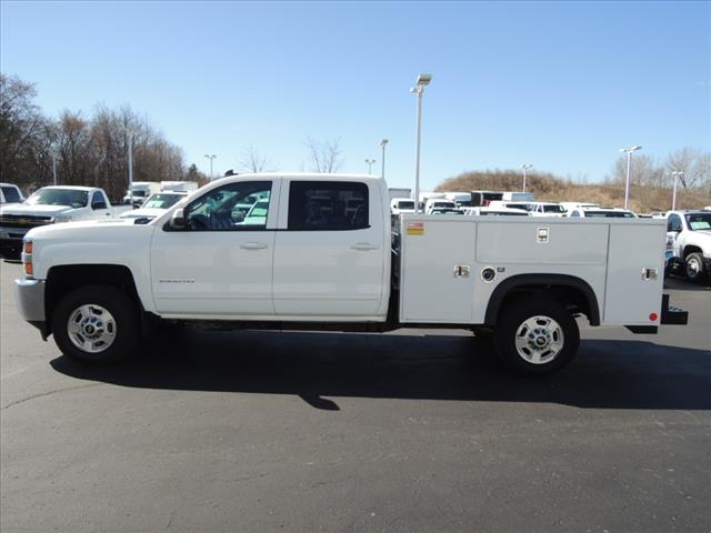 2015 Silverado 2500 Crew Cab 4x4,  Service Body #109847 - photo 5