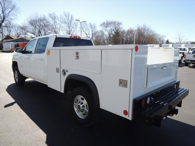 2015 Silverado 2500 Crew Cab 4x4,  Service Body #109847 - photo 6