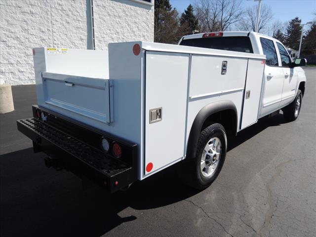 2015 Silverado 2500 Crew Cab 4x4,  Service Body #109847 - photo 2
