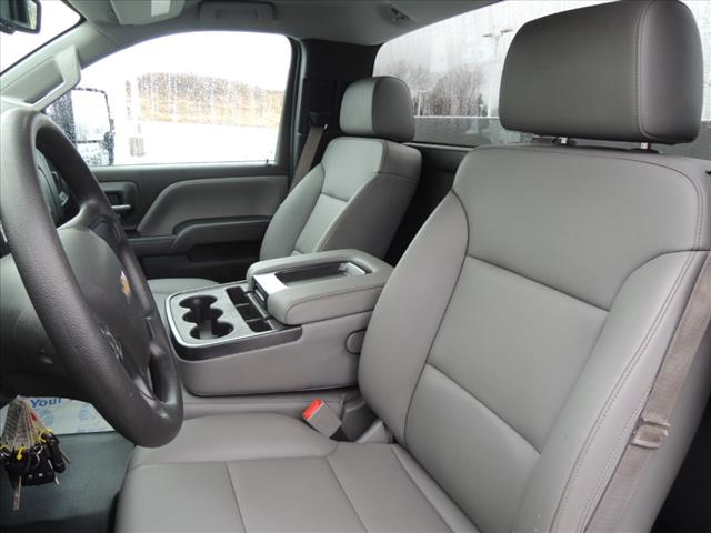 2016 Silverado 2500 Regular Cab 4x2,  Service Body #109899 - photo 16