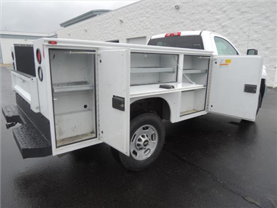 2016 Silverado 2500 Regular Cab 4x2,  Service Body #109899 - photo 14