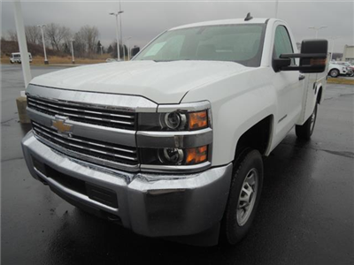 2016 Silverado 2500 Regular Cab 4x2,  Service Body #109899 - photo 4