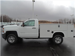 2016 Silverado 2500 Regular Cab 4x2,  Service Body #109899 - photo 5