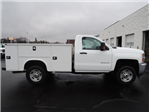 2016 Silverado 2500 Regular Cab 4x2,  Service Body #109899 - photo 8