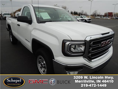 2017 Sierra 1500 Regular Cab,  Pickup #109900 - photo 1
