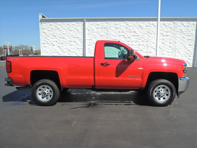 2016 Silverado 3500 Regular Cab 4x4,  Pickup #109944 - photo 10
