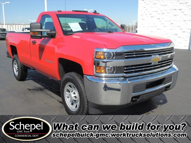 2016 Silverado 3500 Regular Cab 4x4,  Pickup #109944 - photo 1