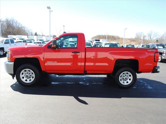 2016 Silverado 3500 Regular Cab 4x4,  Pickup #109944 - photo 5