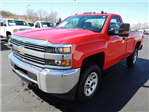 2016 Silverado 3500 Regular Cab 4x4,  Pickup #109944 - photo 4