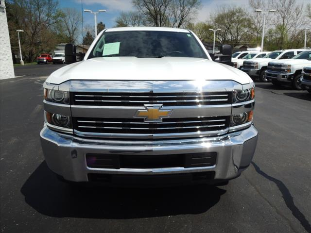 2016 Silverado 2500 Regular Cab 4x4,  Pickup #109976 - photo 3