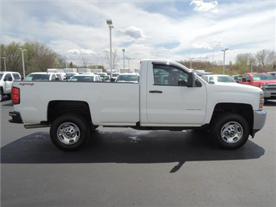2016 Silverado 2500 Regular Cab 4x4,  Pickup #109976 - photo 10