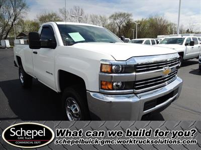 2016 Silverado 2500 Regular Cab 4x4,  Pickup #109976 - photo 1