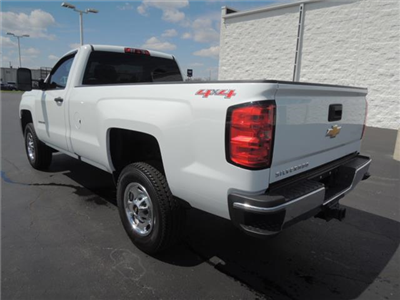 2016 Silverado 2500 Regular Cab 4x4,  Pickup #109976 - photo 6