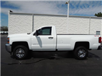 2016 Silverado 2500 Regular Cab 4x4,  Pickup #109976 - photo 5