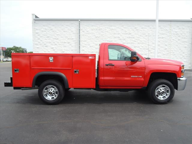 2015 Silverado 2500 Regular Cab 4x4,  Service Body #109977 - photo 10