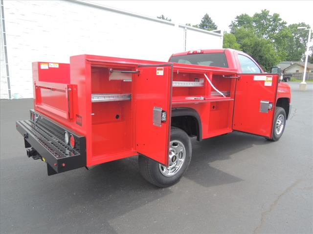 2015 Silverado 2500 Regular Cab 4x4,  Service Body #109977 - photo 12