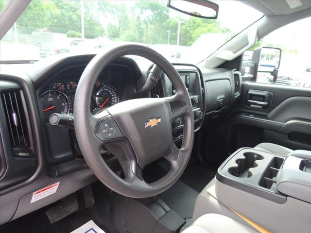 2015 Silverado 2500 Regular Cab 4x4,  Service Body #109977 - photo 16