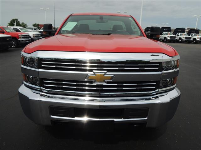 2015 Silverado 2500 Regular Cab 4x4,  Service Body #109977 - photo 3