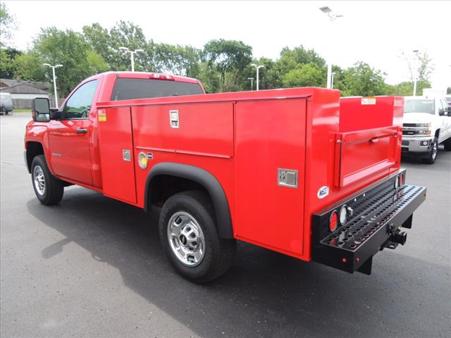 2015 Silverado 2500 Regular Cab 4x4,  Service Body #109977 - photo 6