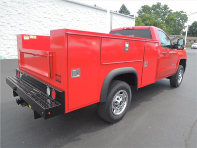 2015 Silverado 2500 Regular Cab 4x4,  Service Body #109977 - photo 2