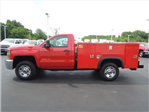 2015 Silverado 2500 Regular Cab 4x4,  Service Body #109977 - photo 5