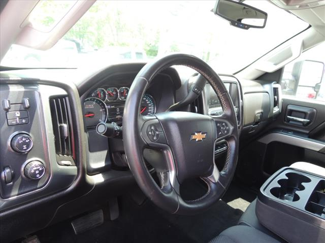 2016 Silverado 2500 Crew Cab 4x4,  Pickup #109983 - photo 16