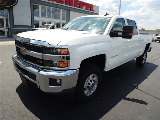 2016 Silverado 2500 Crew Cab 4x4,  Pickup #109983 - photo 4